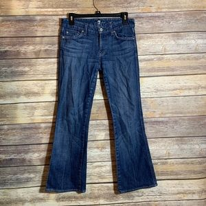7 For All Mankind Bootcut 27 x 28